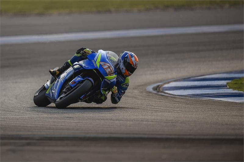 Buriram Test - Alex Rins-7