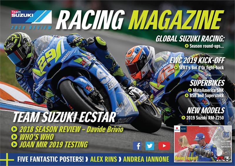 TSR 2018 Review- Front Cover