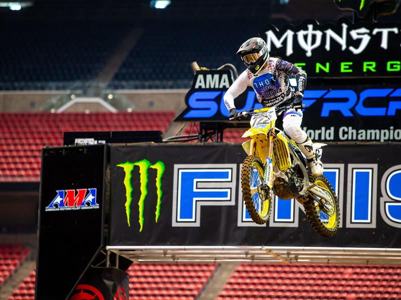 SUZUKI WEEKEND ACTION – January 23rd